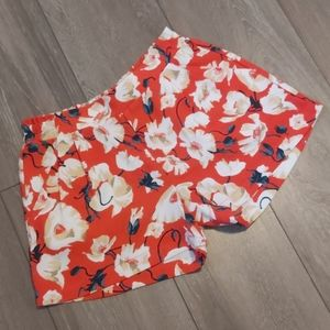 FREE W PURCHASE Floral Shorts
